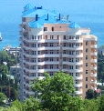 Top of success: a 14-storeyed house in Yalta
